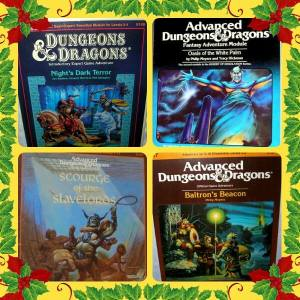 Have a Dungeons & Dragons Fan on you Shopping List? Serendipity's Collectible Emporium Has That Ultimate Module to Add to Any and All D&D Collections.