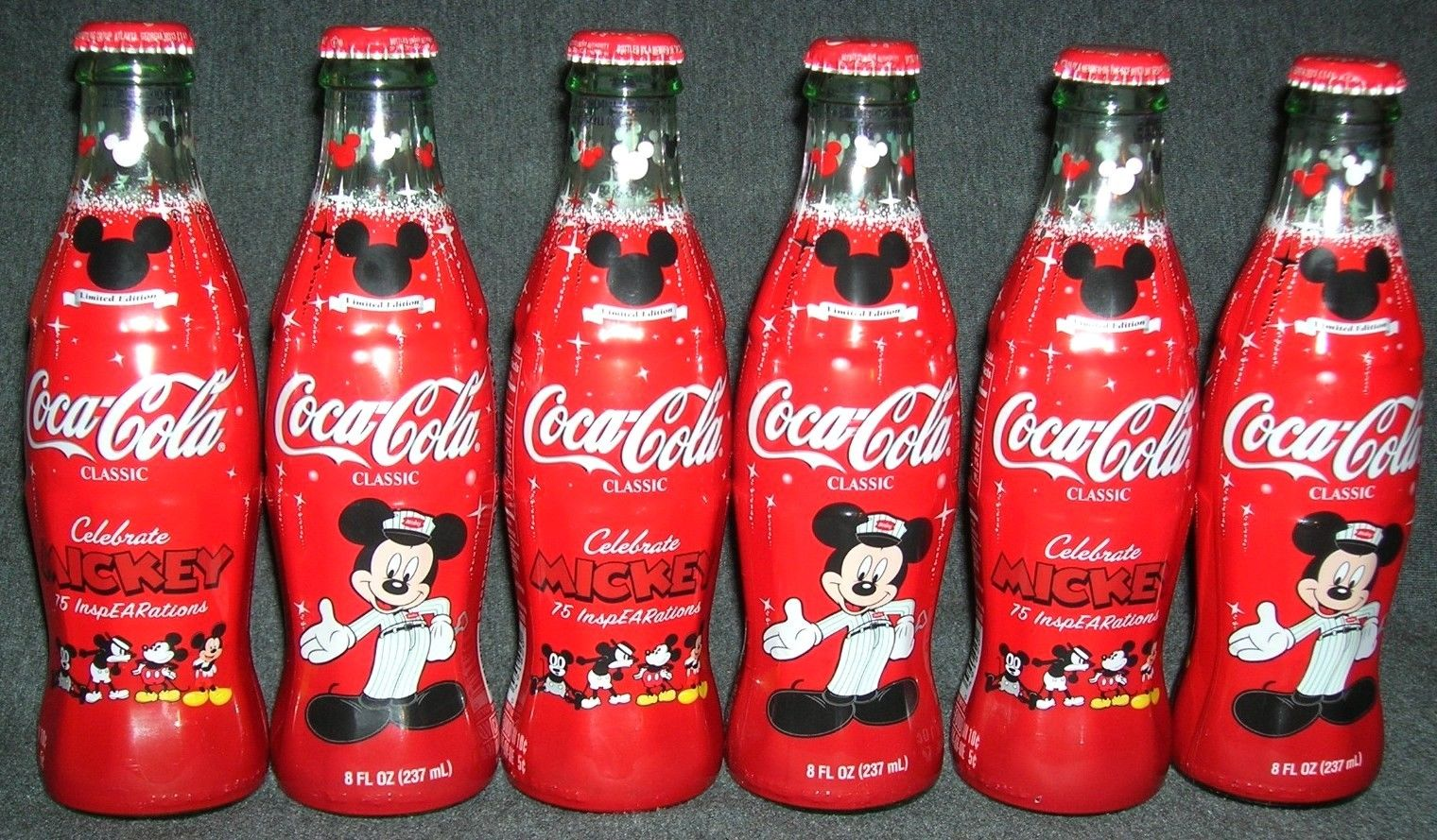 6 pack mickey