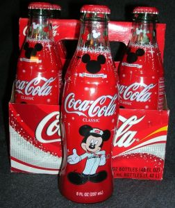 mickey carton coke